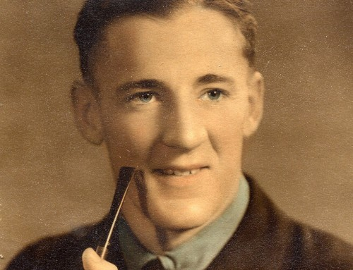 Maxwell Norris DFM (Class of 1937)