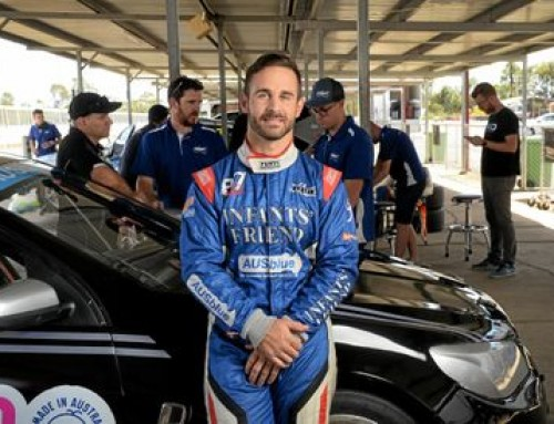 Walsh returns to racing