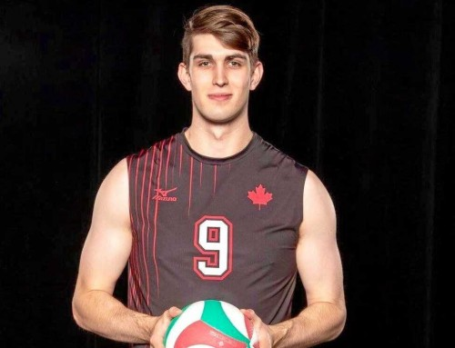 Volleyball honours for Wheeler