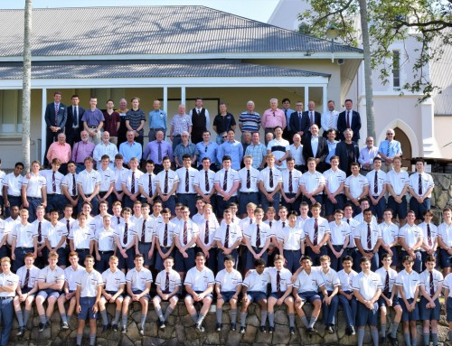 Old Boys welcome Class 156